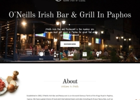 O'Neills Irish Bar & Grill